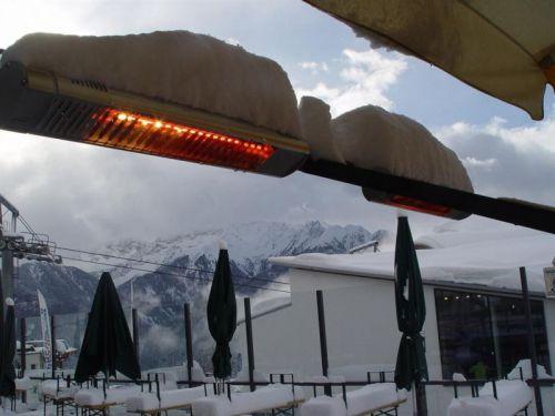 Calefactor Burda TERM2000 IPX67 2000W