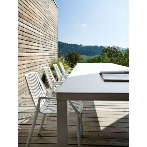 Conjunto de comedor para terraza con sillas RION de Fast