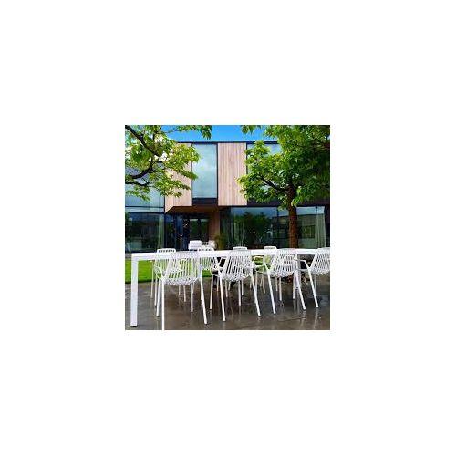 Conjunto comedor para terraza con sillas RION de Fast